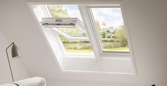 Fenêtre de toit Velux 2